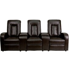 Eclipse Series Home Theater Recliner (Row of 3)
