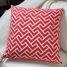 ZigZag Coral Indoor Pillow Cover