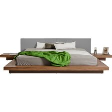 Carter Upholstered Platform Bed