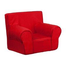 Kids Cotton Foam Chair