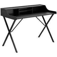 Secretary Desk with Top Shelf