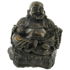 Buddha Wealthy Cold Cast Figurine