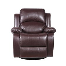 Rocker and Swivel Recliner