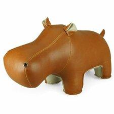 Zuny Hippo Bookend