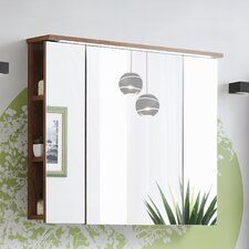 Monahans 80cm x 70cm Mirror Cabinet