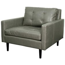 Ritchie Bonded Leather Armchair