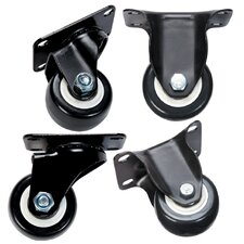 Replacement Caster for Flex Table (Set of 4)