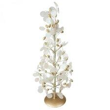 Capiz Shell Table Top Tree