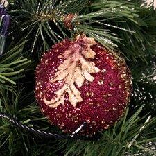 Beaded Ball Ornament (Set of 6)