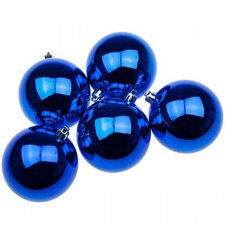 UV Protected Shatterproof Ball Ornament (Set of 12)