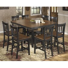 Velma Counter Height Extendable Dining Table
