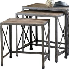 Doreen 3 Piece Nesting Tables