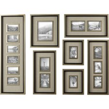 embrey collage picture frame set of 7