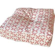 Dupuy Folklore Stars Square Floor Pillow