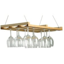 Wine & Stemware Hanging Wine Glass Rack