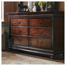 Davison 6 Drawer Dresser