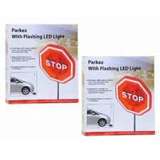Park EZ Garage Parking Assistant Stop Sign Sensor (Set of 2)