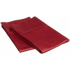 Sheatown Microfiber Solid Pillowcase Pair (Set of 2)