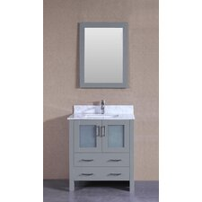 29 6 single bathroom vanity with mirror
