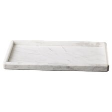 Luna Marble Serving Tray