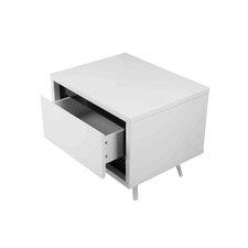 Witte 1 Drawer Nightstand
