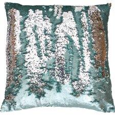 Melody Mermaid Throw Pillow