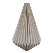 34,5 cm Lampenschirm aus Papier