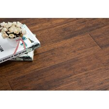 "5"" Engineered Bamboo Flooring in Umber"