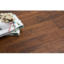 "5-31/50"" Engineered Bamboo  Flooring in Umber"