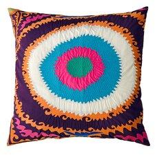 Edam Cotton Throw Pillow