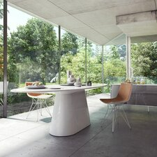 oval kitchen  dining tables you'll love  wayfair, Dining tables