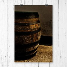 'Distillery Barrel Beer Keg' Graphic Art