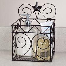 Barn Star Storage  Durable Metal Basket