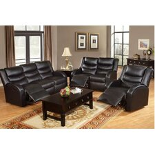 Wilsom Motion 3 Piece Living Room Set by A&J Homes Studio