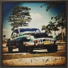 Gerahmter Kunstdruck Cuba Rallye