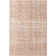 Alston Orange/Red Indoor/Outdoor Area Rug