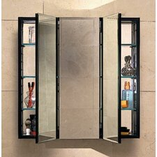 """PL Series 36"""" x 30"""" Recessed or Surface Mount Medicine Cabinet"""