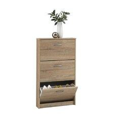 Leaf 3 Shoe Storage Cabinet