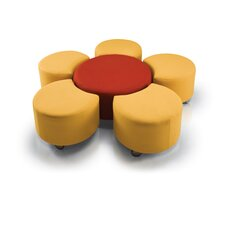 Daisy 6 Piece Soft Seating