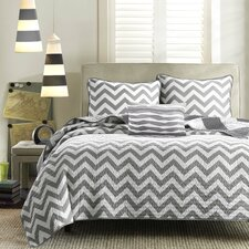 Bullock Reversible Coverlet Set