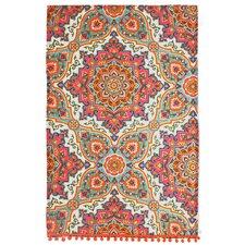 Moroccan Tiles Tea Towel