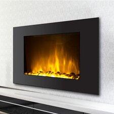 Oslo Wall Mount Electric Fireplace