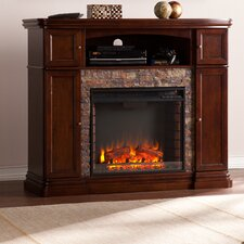 Forreston Media Electric Fireplace