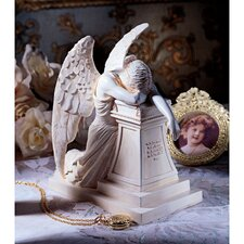 Angel of Grief Monument Figurine