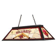 Alexandria Lighting/Billiard/Island 4-Light Pool Table Light