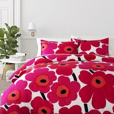 Unikko Reversible Duvet Cover Set