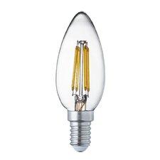 Pack of 10 4W E14 LED Light Bulbs (Set of 10)