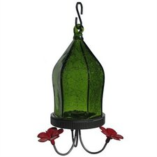 Straight Bottom Fill Hummingbird Feeder