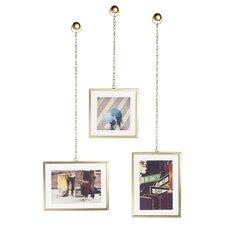 3 Piece Fotochain Photo Display Set