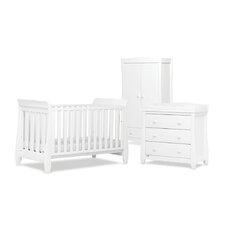 Sleigh 3 Piece Bedroom Set